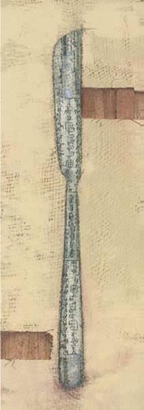 Knife - Emma Bennett