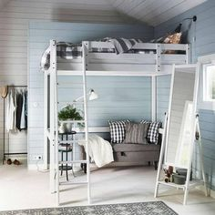 17 Marvelous Space Saving Loft Bed Designs Which Are Ideal For Small Homes