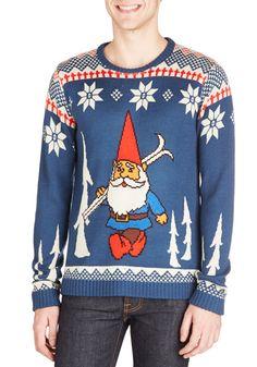 bf7078a3e Assert Your Elf Men s Sweater