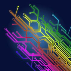 Circuit Board Technology Photograph - Circuit Board Technology Fine ...