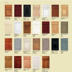 Kitchen Cabinet Door Design mdf kitchen cabinet | gabinete de cocina puertas | pinterest