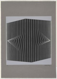 G. D. II BY Victor Vasarely (1965)