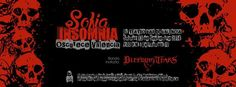 Cresta Metálica Producciones » Valencia se Oscurece con Bleeding Tears y Sofia Insomnia en El Teatro Bar