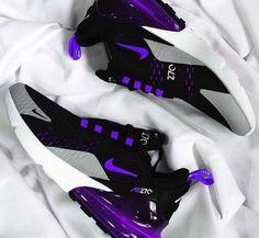 ♡jam through the pain babes♡ Jamyahhh✨🙇🏾♀️ - Jana - Top Benutzerdefinierte Damenschuhe Modelle Cute Nike Shoes, Cute Sneakers, Nike Air Shoes, Purple Nike Shoes, Jordan Shoes Girls, Girls Shoes, Shoes Women, Jordan Sneaker, Souliers Nike