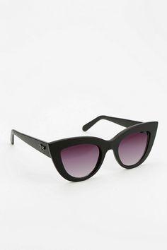 Quay Kittie Cat-Eye Sunglasses #urbanoutfitters