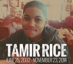 Tamir Rice was only 12 years old when he was shot and killed by the Cleveland Police in November.