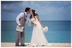 tie the knot on seven mile beach