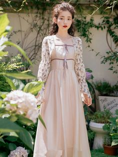 Old Fashion Dresses, Fashion Outfits, Dress With Cardigan, Dress Up, Long Skirt Outfits, Smart Dress, Modest Dresses, Pretty Outfits, Designer Dresses