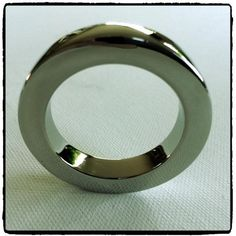 Lady Kink - Heavy Duty Steel Cock Ring R This gorgeous heavy duty, stainless steel cock ring is simple with an understated style. Cbt, Rings For Men, Wedding Rings, Stainless Steel, Engagement Rings, Lady, Simple, Jewelry, Enagement Rings