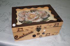 Caixa de Costura - Claudia Callegario