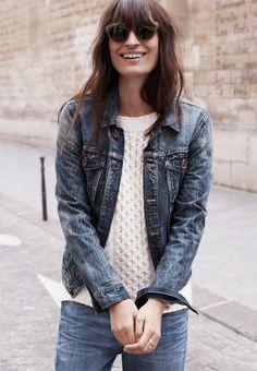 Images Jacket Veste Vest Du Tableau En Jean Meilleures 104 PqSxwB05W