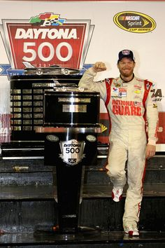 Dale Jr. Daytona 500 win 2014
