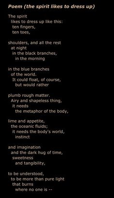 Spring poem, poetry journal, poem a day, most beautiful words, american poe Mary Oliver Poems, Poetry Journal, Poem A Day, Most Beautiful Words, Short Poems, Some Words, Poetry Quotes, Quotations, Spirit