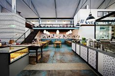 Gordon Street Garage, West Perth, takes the flavour of a traditional Italian family kitchen, and brings it to a revitalised industrial part of town.