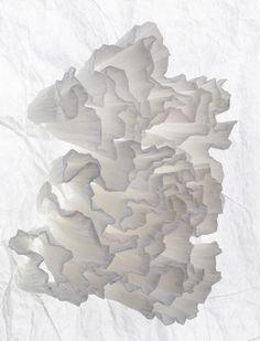 volutes sculpture en papier de soie maryse dugois avec du papier pinterest papier. Black Bedroom Furniture Sets. Home Design Ideas