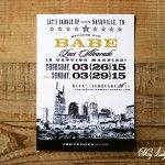 25 Nashville City Skyline Bachelorette Party Invitations - By My Lady Dye Nashville City, Nashville Wedding, Bachelorette Party Invitations, Stationery Items, Envelope Liners, New Years Party, Color Card, Address Labels, Card Sizes