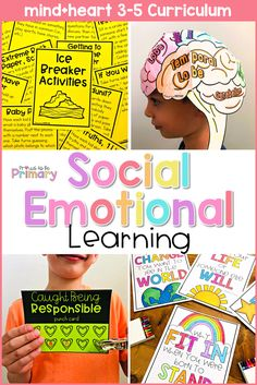 Social Emotional Learning Activities Classroom Resource for Social Emotional Learning Activities Classroom Resource for tips Attention grades teachers! This social emotional learning curriculum resource includes 8 units, with lesson plans, activities,. Friendship Activities, Kindness Activities, Learning Activities, Classroom Activities, Respect Activities, Kindergarten Learning, Learning Objectives, Preschool, Teaching Respect