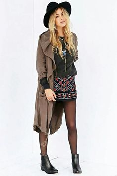 Urban Outfitters fall outfit