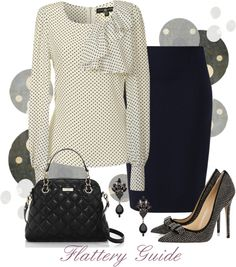 """""""Carolyn"""" by flattery-guide on Polyvore"""