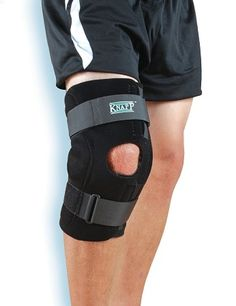 http://www.orthogeeks.com/Hely-Weber-Universal-Hinged-Knee-Brace.html Hely & Weber's universal hinged knee brace is a versatile brace for many knee problems or knee injuries.  This knee brace would be applicable for ACL tears during rehab, meniscus tears, PCL tears, MCL strains, and knee osteoarthritis.