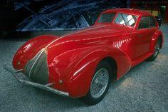 1936 Alfa Romeo 8C 2900A Pininfarina Berlinetta