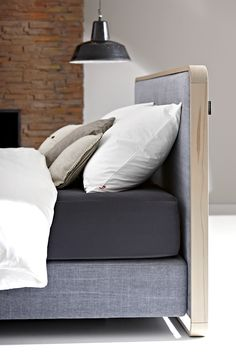 Slaapkenner design boxspring A-Sleep model Alvaro