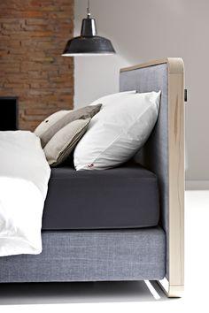 Slaapkenner design boxspring A-Sleep model Alvaro