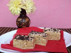 dian@'s cakes: Prajitura cu foi de miere si crema caramel