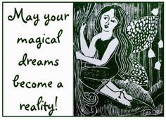 Fairy Motivational Card by Abigail Davidson