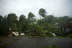 Hurricane Maria Does Mind Boggling Damage to Dominica Leader Says
