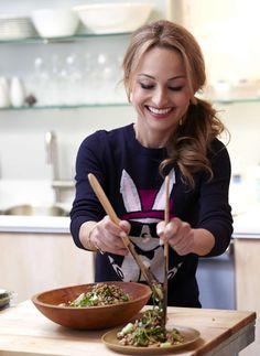Giada De Laurentiis' go-to Lentil & Carrot Salad  recipe | GiadaWeekly.com