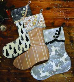 Near and Deer stockings by