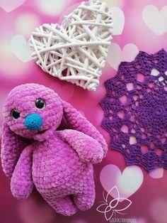 Lawnder bunny 🐰🐰🐰  Lawendowa królisia  Wzor od / pattern from  Anna Chernikova  Yarn: himalaya dolphin baby  #crochettoys #maskotki #zabwki #szydełko #szydełkowanie #rękodzieło #diy #handmade #yarn #häkeln #ganchillo #Вязаниекрючком #wool #himalayadolphinbaby #amigurumilove #myhobby #virka #szydełkiem #amigurumi #potd #bunny #królik #króliczek #lawender #kroliś #holiday #instacrochet #ig #igcrochet