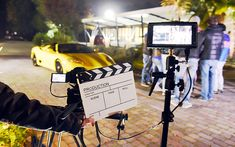 A Guide to Understanding Film Production Lingo on Set