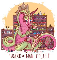 °UNUSUAL HOARD by iguanamouth ~for madeleine, look at the mess they're making