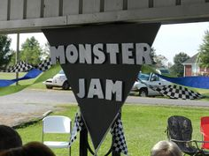 Monster Jam Party