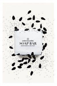 Soap Bar Blackseed & Seasalt
