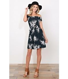 Pocket Full Of Flowers Woven Dress - Dresses - Shop