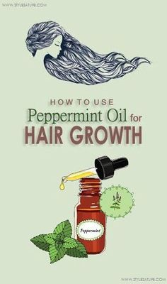Are you crazy for long hairs? Do you know that peppermint oil helps in hair growth? Here are the different methods to use peppermint oil for hair growth. Hair Growth Progress, Hair Growth Tips, Hair Care Tips, Peppermint Oil Benefits, Hair Design, Oil For Hair Loss, Hair Tonic, Essential Oils For Hair, Regrow Hair