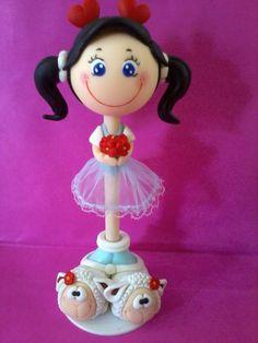 Blog com trabalhos artesanais feito de biscuit, mdf e decoupagem.