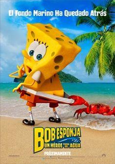 """Ver película Bob Esponja Un heroe fuera del agua online latino 2015 gratis VK completa HD sin cortes descargar audio español latino online. Género: Animación, Infantil Sinopsis: """"Bob Esponja Un heroe fuera del agua online latino 2015"""". """"The SpongeBob Movie: Sponge Out of Water"""". """"SpongeBob Squa"""