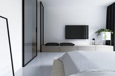 Luxembourg // House // 250M2 | Kuoo Architects AV built in storage / seat