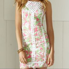 [Lilly Pulitzer] Classic Shift Dress