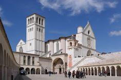 Basílica de São Francisco. # Assisi, Itália.