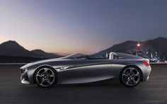 BMW Vision Connecteddrive Concept HD desktop wallpaper