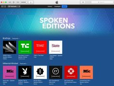 Introducing IGN Spoken Editions  Have you ever wanted to listen to latest IGN news stories game and movie reviews on the go? We hear you! And were excited to announce a new partnership with a company called Spokenlayer to create IGN Spoken Editions on iTunes.   IGN is one of 46 new spoken editions announced for iTunes.  Continue reading  https://www.youtube.com/user/ScottDogGaming @scottdoggaming