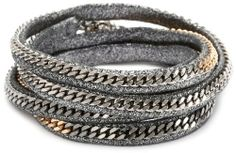 Vita Fede Capri 5 Multi-Silver Bracelet Vita Fede. $225.00. Items that are handmade may vary in size, shape and color. Made in Italy
