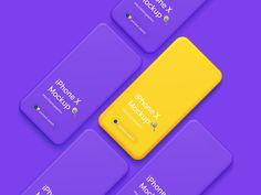 Simple iPhone X Mockups for Sketch and Photoshop Freebies Clay Display Free iPhone iPhone X Mobile Mockup Presentation PSD Resource Showcase Template Web Mockup, Phone Mockup, Mockup Templates, Web Design, Tool Design, Graphic Design, Mobile Mockup, Mobile App, Free Iphone