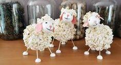 Výsledek obrázku pro obrázek ovečka z papíru Easter Activities, Easter Crafts For Kids, Preschool Crafts, Lamb Craft, Sheep Crafts, Easter Snacks, Egg Carton Crafts, Crafty Kids, Handmade Ornaments