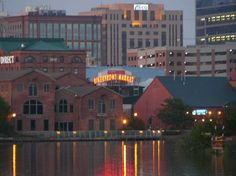 Riverfront Market, Wilmington, Delaware